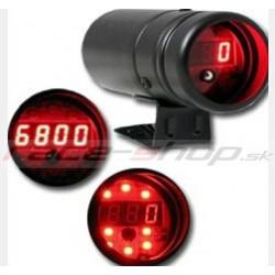 Warning/shift light with digital Tachometer