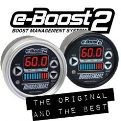 Electronic Boost Controller (EBC) Turbosmart e-boost2, 60mm