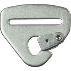 Snap hook - zinc plated