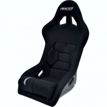 Sport seats with FIA approval FIA sport seat RACES TECH1 | races-shop.com