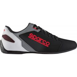 Sparco shoes SL-17 black/red