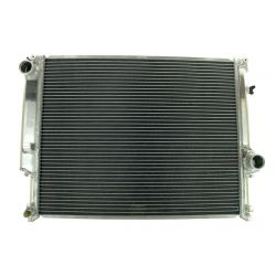 ALU radiator for Bmw E30, E36