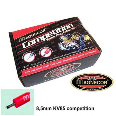 Ignition Leads Magnecor 8 5mm competition for VOLVO 850 T5 Turbo 2 3i 20v |  races-shop com