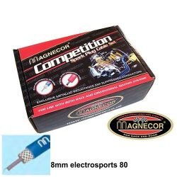 Ignition Leads Magnecor 8mm sport for LAND ROVER / RANGE ROVER Land Rover/Discovery 90/110 Series 3.5/3.9