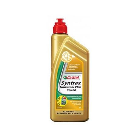 Gearbox oils Castrol syntrax universal plus 75W-90 - 1l | races-shop.com