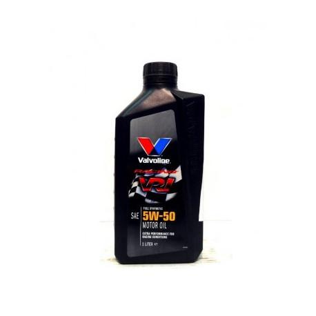 Motor oils Valvoline VR1 5W-50 - 1l | races-shop.com