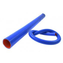 "Silicone FLEX hose straight - 45mm (1,77""), price for 1m"
