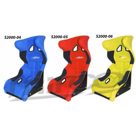 Sport seats without FIA approval Sport seat MIRCO S2000 NEW | races-shop.com