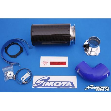 Intake Carbon Charger SIMOTA for CITROEN C2 1 6 VTR 2003+ | races-shop com