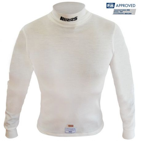Underwears RRS TOP with FIA approval 100% NOMEX | races-shop.com