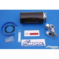 Intake Carbon Charger SIMOTA for SUZUKI SWIFT 1.5 2004+