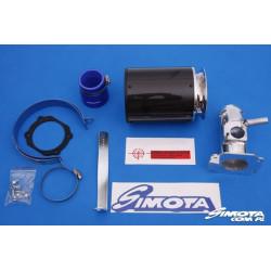 Intake Carbon Charger SIMOTA for TOYOTA YARIS 1.5 2005+