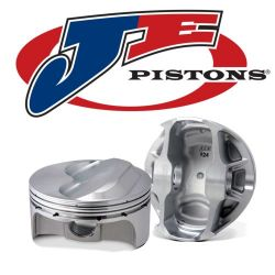 Forged pistons JE pisotns for Mitsubishi Evo 8/9 2.0L 4G63 86.00mm Asym.