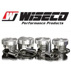 Forged pistons Wiseco for Mitsubishi 4G63 GenII 2.0L(8.5:1)(-12cc)Stroke/LR-BOD