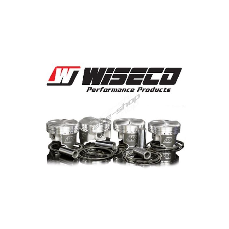 Forged pistons Wiseco for BMW M3 S14B25 stroker E30 2 5 Ltr 16V '84-91  (12 0:1)