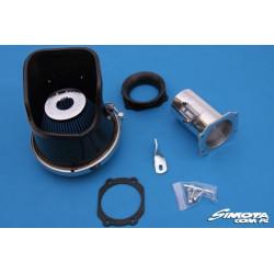 Sport Intake Carbon Charger Aero Form - SIMOTA for HONDA ACCORD 2.0 2003-