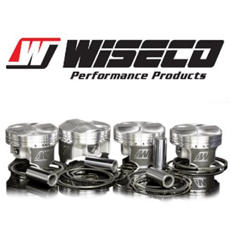 Engine parts Forged pistons Wiseco for Opel C20LET '91-96 8.8:1 BOD | races-shop.com