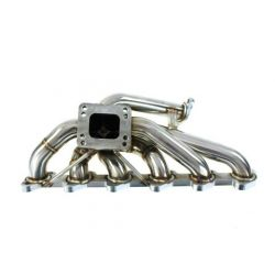 Stainless steel exhaust manifold BMW E36 6-cylinder extreme T3 - 325I, 328I