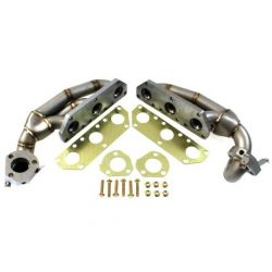 Stainless steel exhaust manifold Audi 2.7 BiTurbo
