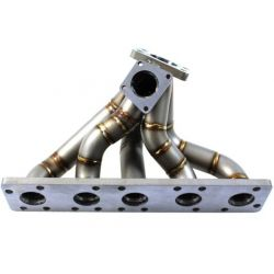 Stainless steel exhaust manifold Audi 20V RS2 S2 S4