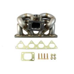 Stainless steel exhaust manifold Honda B-Seria