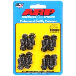 "ARP Header Bolt Kit Chevy + Ford BB 3/8"" Hex"