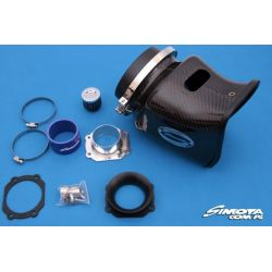 Sport Intake Carbon Charger Aero Form - SIMOTA for VW BETTLE 1.8T 1998-