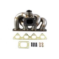 Stainless steel exhaust manifold Honda D-Seria EXTREME