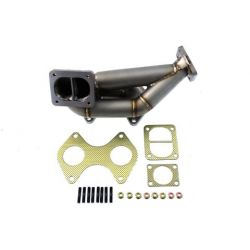Stainless steel exhaust manifold Mazda RX-7