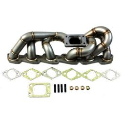 Stainless steel exhaust manifold Nissan RB20 RB25 EXTREME