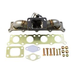 Stainless steel exhaust manifold VAG 1.8T 20V T3 EXTREME