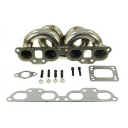 Stainless steel exhaust manifold Nissan 240SX S13 SR20DET