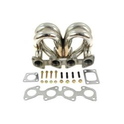 Stainless steel exhaust manifold Turbo VW Golf 3 16V