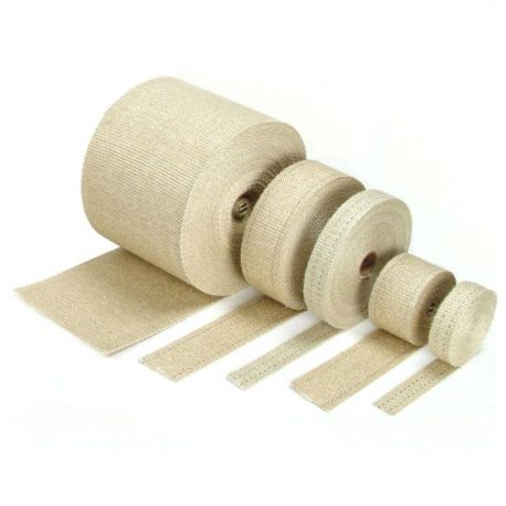 Insulation wraps Thermal insulation cover for DEI - 50mm x 15m Tan | races-shop.com