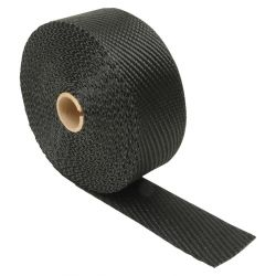 Thermal insulation cover for DEI - 50mm x 30m Titanium Black