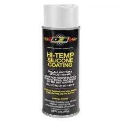 Hi-Temp Silicone Coating Spray DEI 800 °C 340g - black