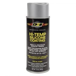 Hi-Temp Silicone Coating Spray DEI 800 °C 340g - gray