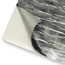 Reflect-A-Cool ™ Silver Thermal Reflective Foil - 91 x 122cm