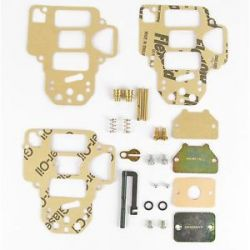 Weber DCOE - cold start device elimination kit