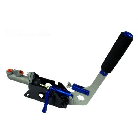 Hydraulic handbrakes Hydraulic handbrakes RACES basic positionable - ALU cylinder 17,8mm | races-shop.com