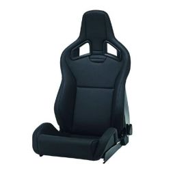 Racing seat RECARO Sportster CS - left side, leather