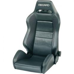 Recaro Racing Car Seat >> Racing Seat Recaro Speed Black Leather With Black Picots