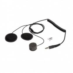 SPARCO IS-140 / IS-150 BT headset kit for full face helmets Nexus connector
