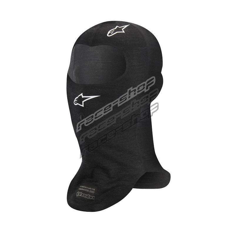 Black, One Size Alpinestars ZX EVO Balaclava