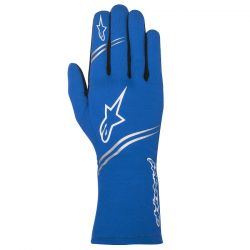 Alpinestars Gloves Tech-1 Start with FIA Approval - Blue