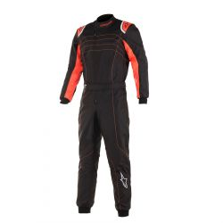 FIA Race suit ALPINESTARS KMX-9 V2 Blue/Black