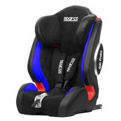 Child seat Sparco corsa F1000k Leatherette (9-36kg)