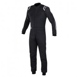 FIA/SFI Race suit ALPINESTARS GP Race Black