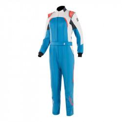 FIA/SFI ALPINESTARS Stella GP Pro Comp Women's Blue / White / Orange