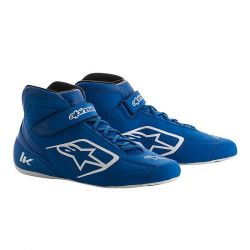 Races Shoes ALPINESTARS Tech-1 K - Blue/White